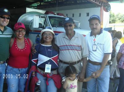 Salida 31 de Agosto 2007