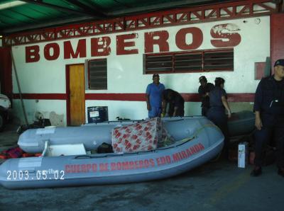 REENCUENTRO CON EL RIO TUY II